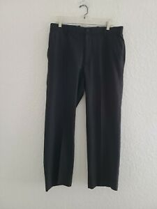 Footjoy FJ Mens 34 x 30 Black Athletic Golf Pants