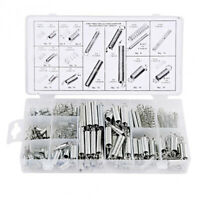 200 Spring combination Kit Extended Compression Expansion Springs Assortment Box
