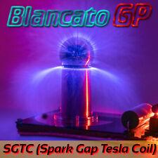 Mini SGTC Bobina Di Tesla generatore di fulmini USB Spark Gap Coil USB plasma
