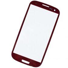 Pantalla Tactil Cristal para Samsung Galaxy S3 i9300 ROJO