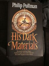 His Dark Materials Omnibus First UK Printing 1/1 Philip Pullman