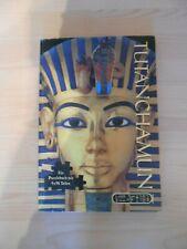 Tutanchamun Puzzlebuch 4x 96 Teile
