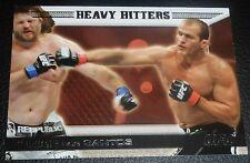 Junior Dos Santos UFC 2011 Topps Moment of Truth Elite Skills Card #ES-JDS 108