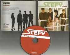 STEFY Chelsea ULTRA RARE 2006 USA PROMO Radio DJ CD Single USA MINT