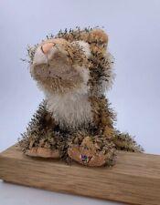"Ganz Cheektowaga Soft Plush Tiger Cub  7"""