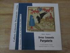 Dante - Divina Commedia - Purgatorio - Italian 6XLP Boxset Cetra - Spoken Word