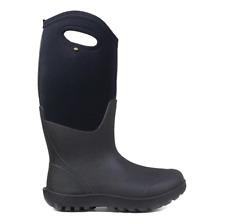 BOGS - Women's Neo-Classic Tall Farm Rain Winter Boots Black - 8 NIB