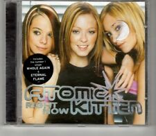 (HO409) Atomic Kitten, Right Now - 2001 CD