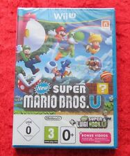 New Super Mario Bros. + Luigi Wii U, Nintendo WiiU Spiel, deutsche Version