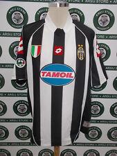 maglia calcio shirt maillot trikot camiseta JUVENTUS NEDVED TG XL 2002/03