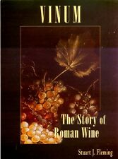 Vinum History of Roman Wine via Archeology Literature Banquets Taverns Shipwreck