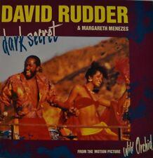 "David Rudder & Margareth Menezes - Dark Secret - 12"" Maxi 1990"