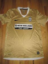 Nike FitDry Juventus New Holland Soccer Jersey Shirt Bianconeri Men's S  API37