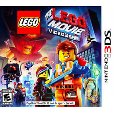 The LEGO Movie Videogame 3DS [Factory Refurbished]
