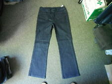 Marks and Spencer Cotton Stonewashed Bootcut Jeans for Women