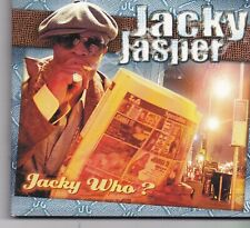 Jacky Jasper-Jacky Who cd album