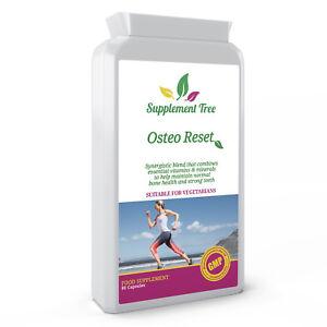 Calcium, Zinc, Magnesium, Vitamin B6, Vitamin K2, D3, Copper, Boron 90 Capsules