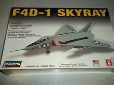 New Sealed U.S. Military Airplane F4D-1 Skyray 1/48