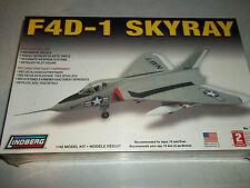 NEW SEALED U.S. MILITARY AIRPLANE F4D-1 SKYRAY  1/48