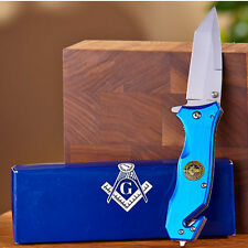 Masonic Accessories Mason Symbol Freemason Pocketknife Birthday Gift Ideas Him