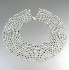 VintageFrenchBeaded Collar