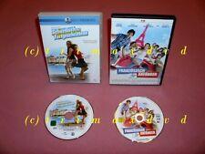 2 DVD's _ Französisch für Anfänger & Schwedisch für Fortgeschrittene
