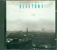 Deacon Blue - Raintown 1987 Austria Press Cd Perfetto