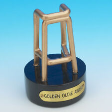 Old Age Golden Oldie Award Old Age Men's Women's Novelty Joke Fun Gift Present