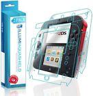 2x iLLumi AquaShield HD Front Screen + Back Panel Protector for Nintendo 2DS