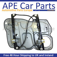 VW Touran 03-15 Window Regulator with Panel Front Right 1T1837462A