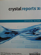 Crystalreports XI Official Guide Crystal Reports 11