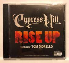 CYPRESS HILL & TOM MORELLO Rise up EDITS & INSTRUMENTAL PROMO DJ CD single 2010