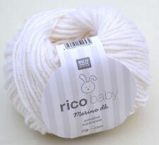 Filati bianchi per hobby creativi lana uncinetto