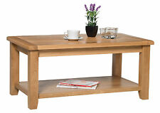 Less than 60cm Height Wooden Country Coffee Tables