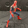 Avengers spiderman Super Hero toy Action  Figures Toys doll Set spider man