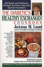 The Diabetic's Healthy Exchanges Cookbook (Perigee)-ExLibrary