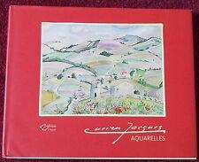 Rare - Aquarelles de Lucien Jacques, 1907 à 1960, Ami de Jean Giono, Arts