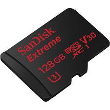 Sandisk 128GB Micro Extreme UHD 4K sand dune video SD card GoPro Hero6 Hero 6 5