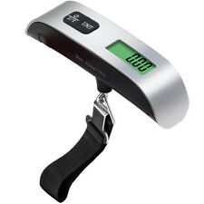 Portable Balance LCD Electronic Digital Hook Hanging Luggage Bag Scale Weighter