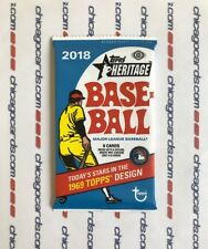 2018 Topps Heritage HOBBY Pack (Ohtani Rookie RC Refractor Real-One Auto 1/1)?