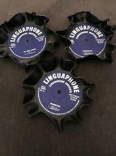3 Vinyl 45rpm RECORD Drink Beer COASTERS