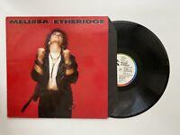 Melissa Etheridge Melissa Etheridge Vinyl Album Record LPVG
