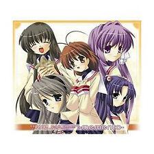 SOUNDTRACK CD JAPAN CLANNAD Original anime manga Key Sounds Label -memento