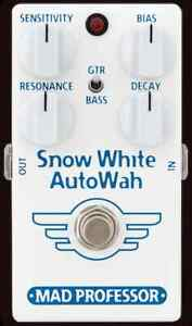 Mad Professor Snow White Autowah For Guitar AND Bass with Switch