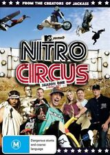 Nitro Circus : Season 1 (DVD, 2010, 2-Disc Set)