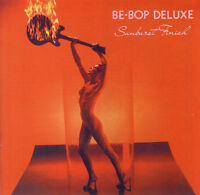 Be Bop Deluxe : Sunburst Finish CD 2 discs (2018) ***NEW*** Fast and FREE P & P