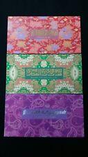 3 pcs set TNB Tenaga Nasional cny raya deepavali green red packet ang pow new