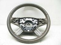 06-09 MERCEDES ML350 R500 GL450 DRIVER STEERING WHEEL OEM
