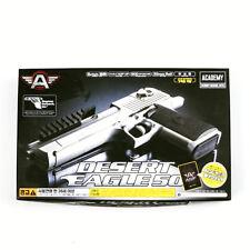 ACADEMY Desert Eagle 50 Airsoft Pistol BB Gun 6mm / Hand Grips,20mm Rail,ABS