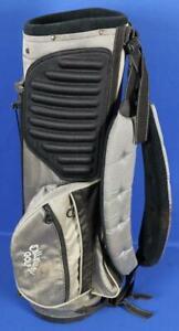 "Callaway Golf Club Bag Gray and Black 35""x10""x8"""